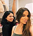 Khloe Kardashian Fansite thumb_andreza_cooper_1672475644991734210904527730541733626346778n Khloé with True's nanny at home